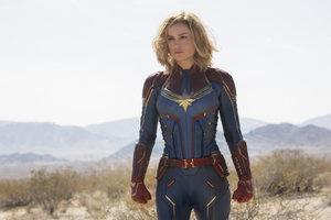 """Спасение Земли: появился первый суперский трейлер фильма """"Капитан Marvel"""" с Бри Ларсон"""