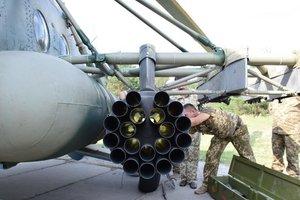 Украинские военные провели пуск сверхзвуковой ракеты