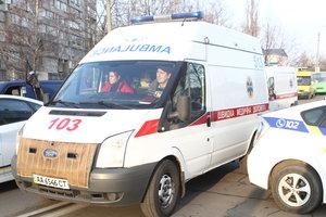 Киеву закупят автомобили скорой помощи на 91 млн гривен