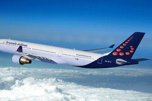 Brussels Airlines запустит прямые рейсы из Брюсселя в Киев