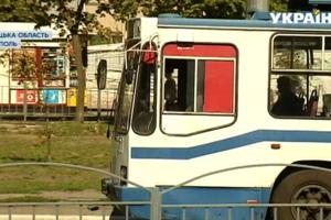 """В Мариуполе за игры на маршруте """"разжаловали"""" водителя троллейбуса"""