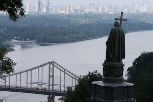 Владимирскую горку и Крещатый парк соединят мостом за 260 млн гривен