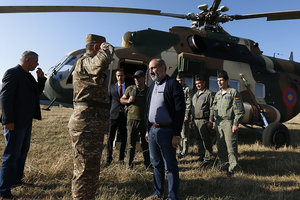 Армения готова к войне с Азербайджаном