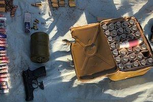 В Кривом Роге задержали мужчину, который торговал оружием с Донбасса
