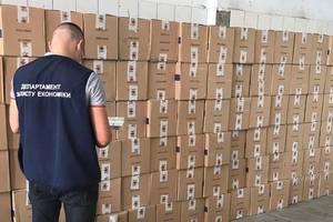 На Буковине остановили контрабанду сигарет стоимостью два миллиона