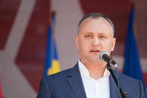 Додон хочет провести референдум по Приднестровью