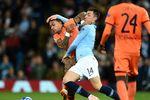 """""""Ліон"""" переміг у Манчестері. Фото AFP"""