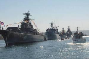 Порошенко: Российской базы в Севастополе точно больше не будет