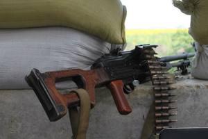 Боевики обострили ситуацию на Светлодарской дуге и под Мариуполем и понесли потери