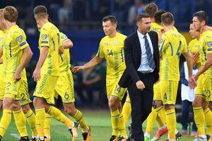У сборной Украины самый большой прогресс в рейтинге ФИФА среди всех команд мира