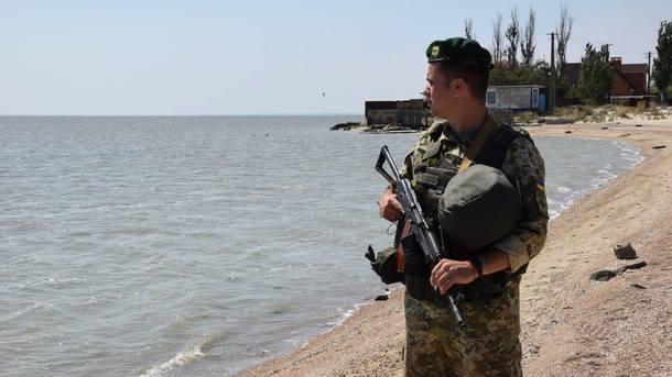 Украина имеет секретный план поАзовскому морю