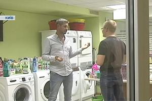 Украинцы стали пользоваться прачечными: где стирать экономнее