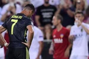 УЕФА рассмотрит дисциплинарное дело в отношении Криштиану Роналду 27 сентября