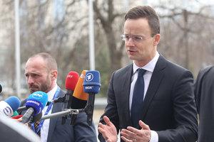 Венгрия угрожает замедлить евроинтеграцию Украины
