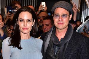 C чистого листа? Анджелина Джоли и Брэд Питт провели тайную встречу