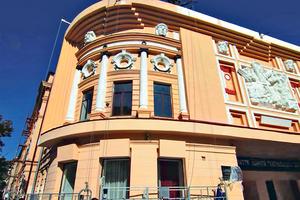 В Днепре за 11 млн грн реконструируют театр им. Шевченко