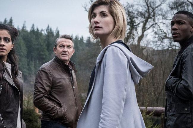 Доктор Кто 11 сезон: новый трейлер сериала