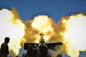 """Боевики из тяжелых пушек и минометов ударили по ВСУ, получили """"ответку"""" и понесли потери"""