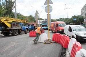 Ремонт проспекта Степана Бандеры обойдется Киеву в 630 млн гривен