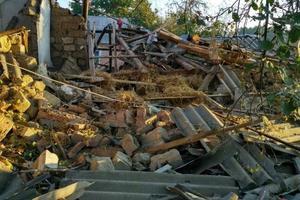 В Винницкой области взрыв разрушил жилой дом: пострадал мужчина
