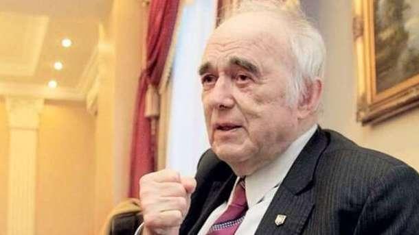Скончался прошлый премьер Украины Виталий Масол