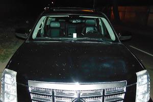 Сотрудник СТО в Киеве похитил Cadillac клиентки, чтобы покататься по городу
