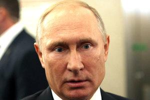 Путин летит по путям Каддафи, Чаушеску и Хусейна: интервью со Славой Рабиновичем