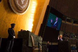 """На Генассамблее ООН Трамп выступит с заявлением по """"делу Скрипалей"""""""