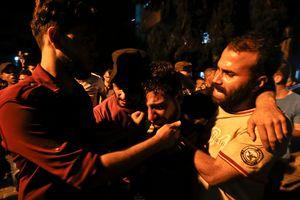 Столкновения в секторе Газа: один человек погиб, десятки ранены