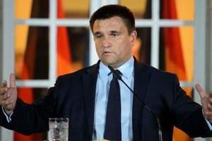 """Климкин назвал """"профанацией"""" переговоры  в Минске"""