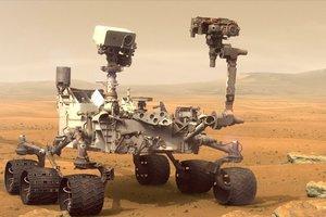 "На Марсе экстренно прекратил работу ровер ""Кьюриосити"""