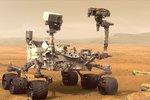 """Марсохід """"К'юріосіті"""" відчуває проблеми з"""