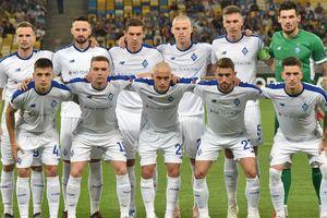"""""""Динамо"""" выиграло только один матч в еврокубках в 2018 году"""