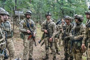 """Командир украинских десантников рассказал, как """"захватывали"""" штаб американцев на учениях"""