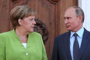 """Путин дал Меркель щедрое обещание по """"Северному потоку - 2"""""""