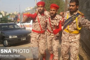 Расстрел парада в Иране: появились видео теракта и детали о погибших