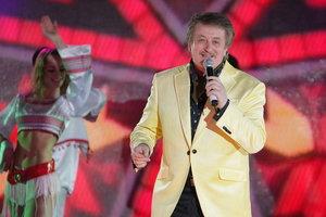 Народный артист Попович попал в ДТП