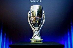 Украина подаст заявку на проведение Суперкубка УЕФА