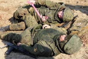 """""""Кура"""" воевал в Сирии и на Донбассе: офицер ВСУ показал погибшего российского военного"""
