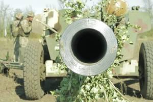 Артиллеристы ВСУ показали, как отражать танковые атаки: опубликованы эффектные фото