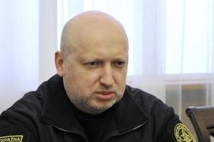 Украина не допустит, чтобы Путин диктовал условия судоходства в Черном и Азовском морях - Турчинов