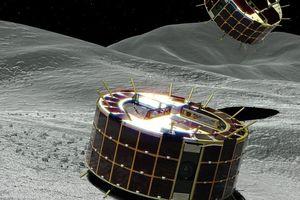 Космические зонды прислали фантастические фотографии с поверхности астероида Рюгу