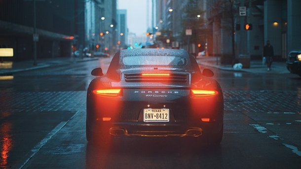 Porsche переходит на выпуск электрокаров | Korrespondent.net