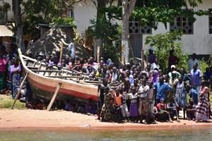 Число погибших в результате катастрофы парома в Танзании увеличилось