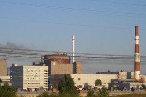 На Запорожской АЭС экстренно отключили энергоблок из-за дефекта