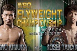 Боксер из Японии повторил чемпионский рекорд Ломаченко