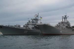 Українські кораблі. Фото: facebook.com/navy.mil.gov.ua