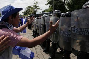 Протест против диктатора в Никарагуа закончился смертью