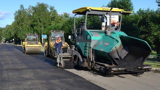 Белорусы выиграли рекордный тендер наремонт дороги вУкраинском государстве