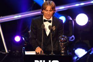 Впервые с 2008 года лучшим игроком года был признан не Месси и не Роналду